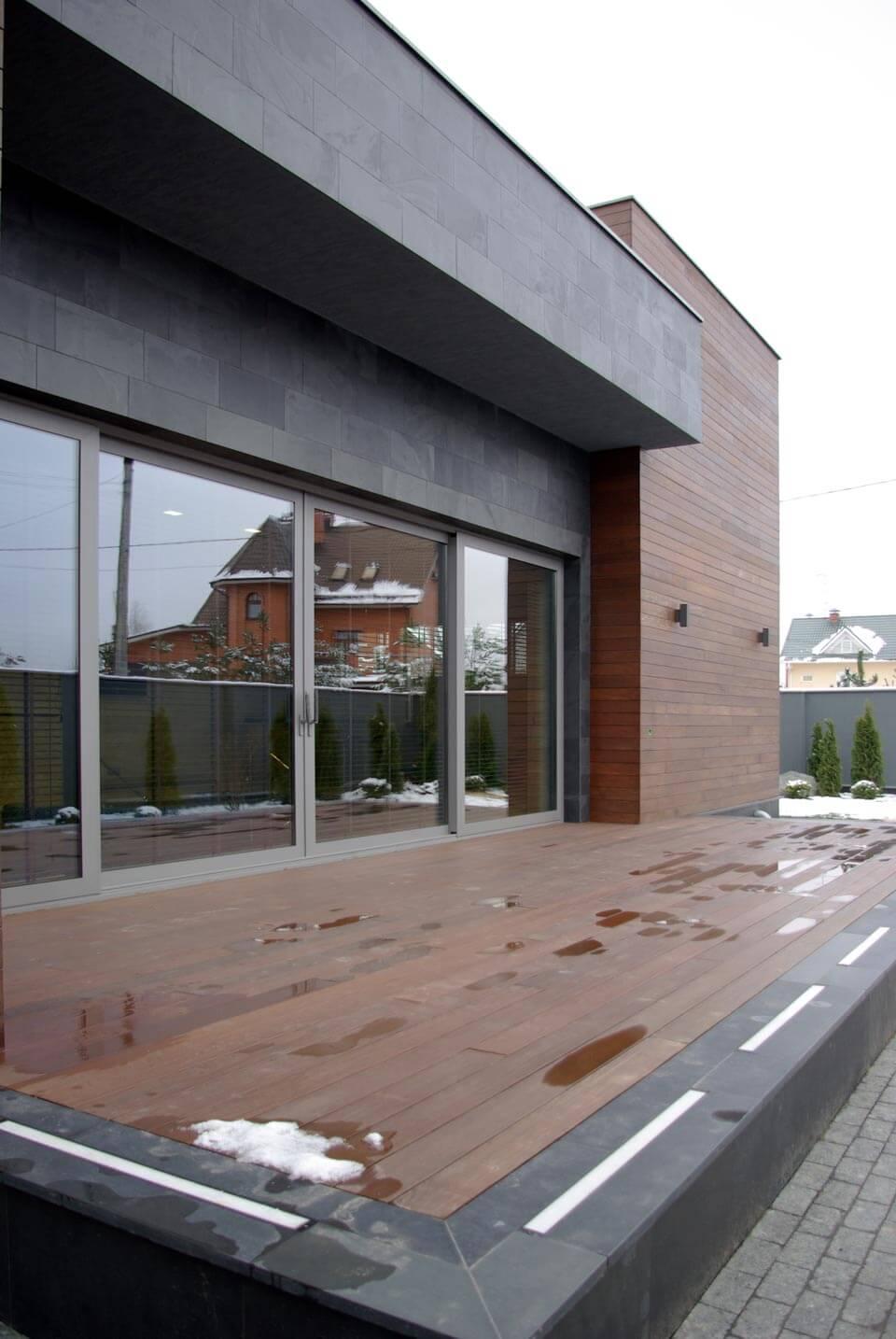 Вентилируемый фасад 2